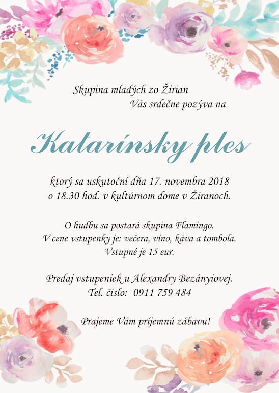 Katarínsky ples